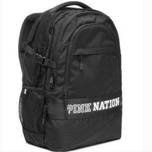PINK Victoria's Secret Bags - VS Pink Campus Backpack